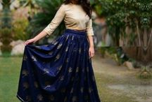 Appealing Blue Lehengas