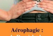 Aérophagie