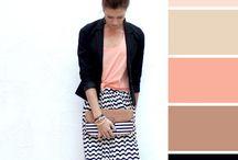 combinaciones colores broche