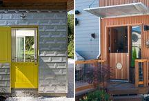 Tür-Design-Ideen – 9 Beispiele Der Modernen Niederländischen Türen Teilen Dies Auf: