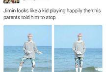 just BTS