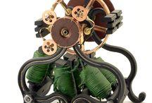Beautiful Antique Engines