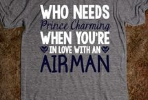 Airman girlfriend