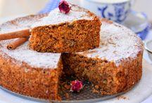 starbucks havuçlu kek