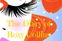 Chicklit Diary of Roxy Collins Series / Comedy ChickLit series about Roxy - single mum of 3 kids looking for ❤️ 3rd time around - on my blog!