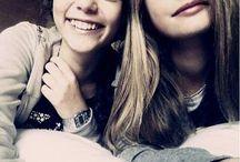 Beatrice and Eleonora