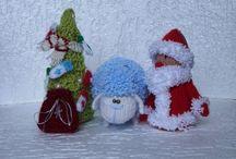 Вязание:my craft / Вязаные изделия и игрушки