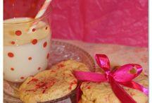 Gourmandises, biscuits et confiseries  - Recettes