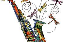 Saxophonisches