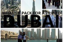 Travel - Dubai