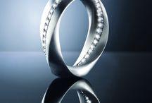 Verlobungsringe / engagement rings / Einzigartige Verlobungsringe Evolute® von Edel + Metall   / unique rings Evolute® by Edel + Metall