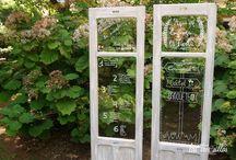 Señalización de bodas - Wedding posts