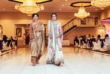Indian Wedding Guest Fashion / Check out what real wedding guests wear to Indian and South Asian weddings.