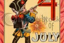 Vintage Fourth of July