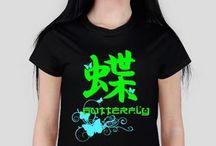 Orientalne t-shirty / T-shirty z japońskimi nadrukami, które można znaleźć na stronie http://zen-rocks.cupsell.pl/