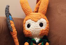 Cartoon Crochet
