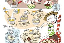 Cartoon cooking/Susan Branch