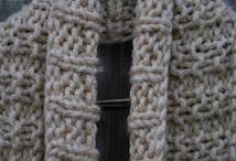cowls - knit