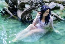 Water Nymph Fairytale Photos