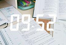 Study Inspirations & Notebook Ideas