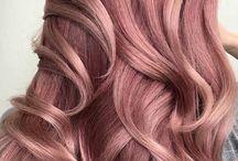 Πολύχρωμα μαλλιά