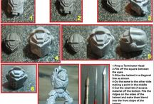 miniature modeling tutorials