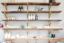 New frog in town / Building industrial shelving / by Jennifer Lindell