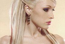 Inspirativní look / účes, make-up, outfit...