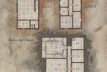 rpg map buildings