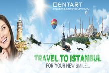 DENTART Implant & Esthetic Dentistry - Istanbul - www.dentart.com / We provide high quality dental treatments customized for each patient. Dentart Clinic uses leading edge technology for its dental practices.