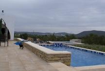 Masia Pons  / Construcción de piscina en masia