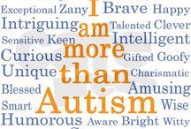 Autism Awareness!!! / by Trisha Santi
