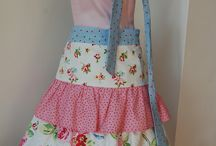 Apron / Every apron style you could possible imagine and even how to make a few
