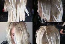 τεχνική μαλλιων