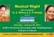 Events in Visakhapatnam