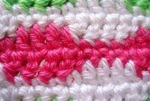Crochet Tidbits - Stitches, Tips & Techniques