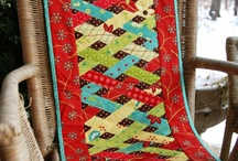 Quilts - Table Runners / by Lillian Simard