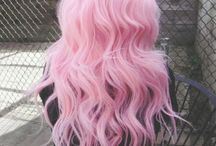 Cotton Candy Hair Inspo