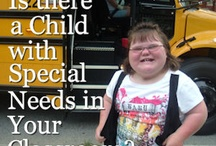 Education - Special Needs Students / by Maria L Edlin