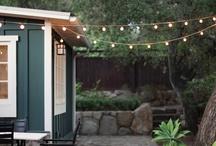 Backyard Spaces / by Jenna Sagen