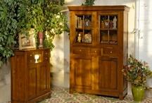 Osez... Le bois massif! / Le bois massif... Il est associé à la solidité, au charme, au haut de gamme. Avec Camif, chaque pièce de la maison bénéficie du charme ancestral des meubles en bois massif. Osez...