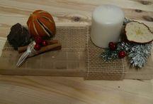 Le mie creazioni di Natale