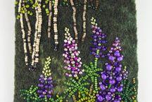 bead painting
