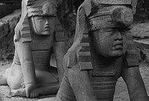 Ancient America / by Oscar Anton