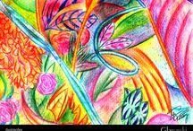 Illustrations / Ilustrações realizadas pela Glasynski Design.