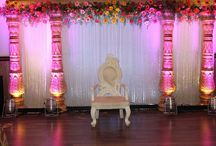 Stage Decorations For Your Wedding !!
