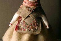 Куклы фолк