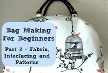 Bag making for beginners