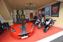 Garaging ガレージライフ紹介 / 車をこよなく愛するカーユーザー拘りのガレージライフをご紹介します。