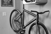 Home bike art
